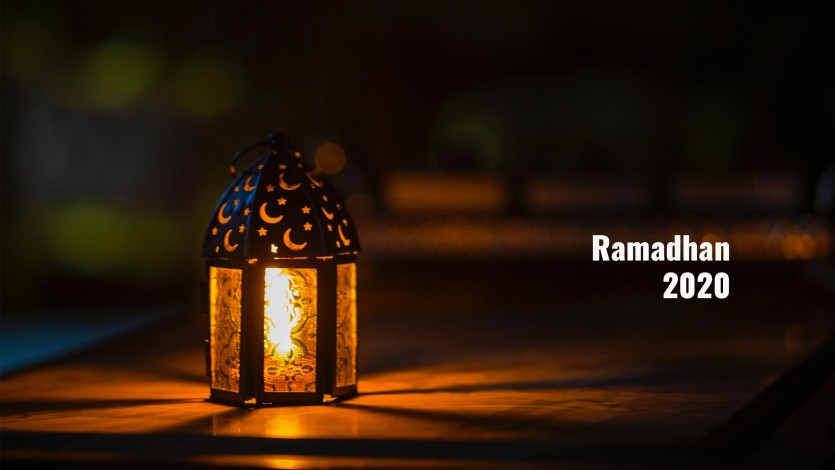 Ramadan 2020 Timetable