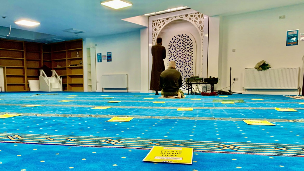 Mosque Re-opening